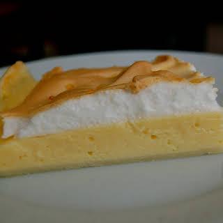 Lemon Meringue Pie (Bolivian style).