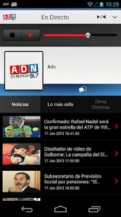 ADN Radio para Android