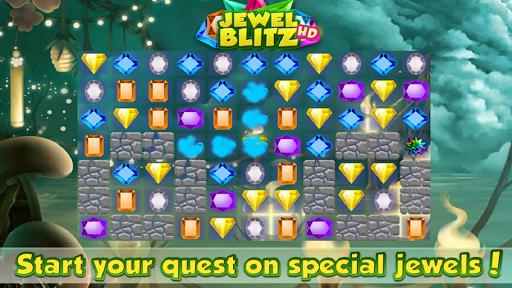 Jeweled Blitz - Be Sparkling