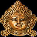 Rays Goddess Durga icon