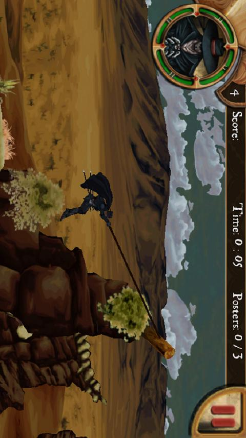 Zorro: Shadow of Vengeance- screenshot