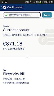 Ulster Bank ROI - screenshot thumbnail