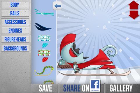 Pimp Santa's Sleigh - screenshot