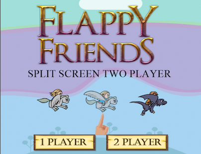 Flappy Friends - screenshot thumbnail