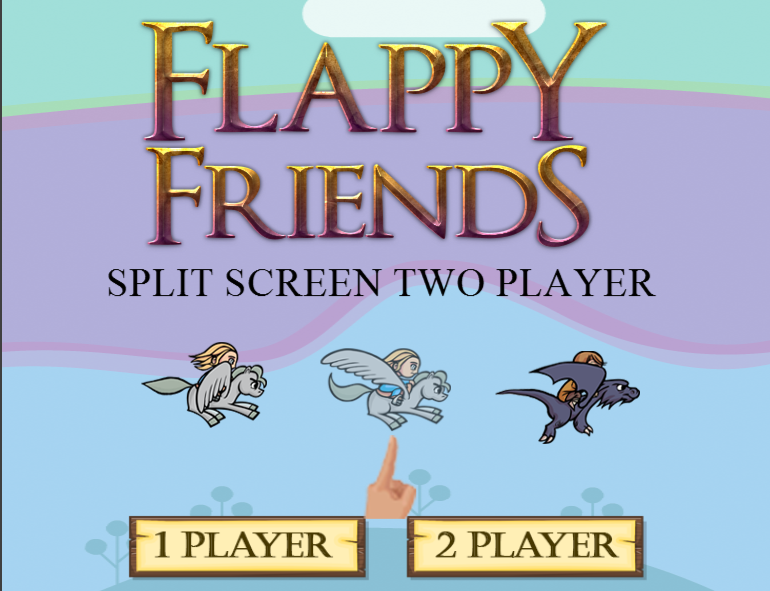 Flappy Friends- screenshot