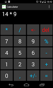 Calculator Free- screenshot thumbnail