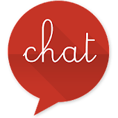 EvolveSMS Theme - BH Chat Red