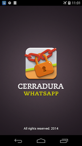 Lock Whatsapp