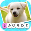 3 Words: Cute Animals icon
