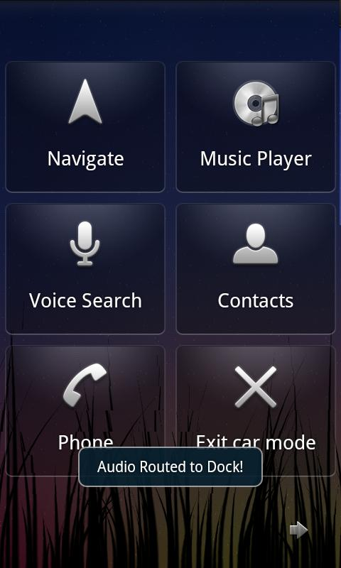 Galaxy Dock Sound Redirector - screenshot