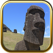 Free Easter Island Puzzle Game
