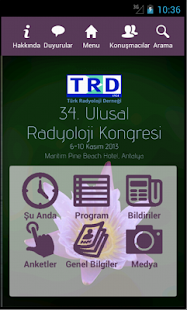 TURKRAD 2013- screenshot thumbnail