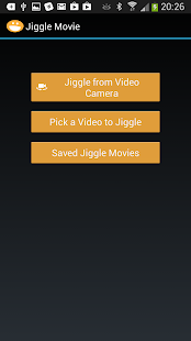 Jiggle Movie, Fun Video Editor- screenshot thumbnail