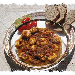 Shrimp 'Patia' – A Parsi Celebration on Your Plate