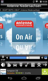 Antenne Niedersachsen- screenshot thumbnail