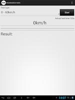 Screenshot of AutoDiagnosis (OBD2 ELM327)