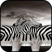 playing piano HD