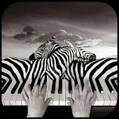playing piano HD