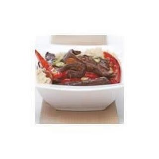 Hunan Beef Stir-Fry