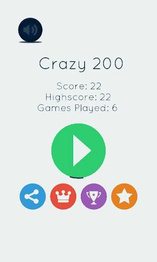 Skill Game Crazy 200