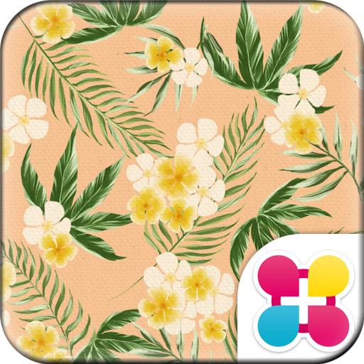 Flower Wallpaper Balmy Palms Icon