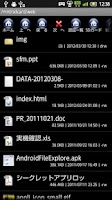 Screenshot of Security File Manager [Trial V