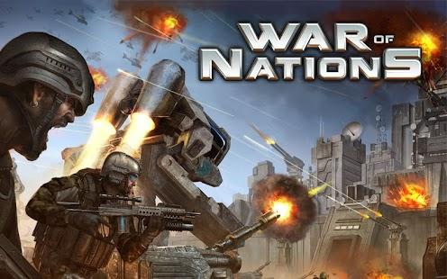 War of Nations Screenshot 5