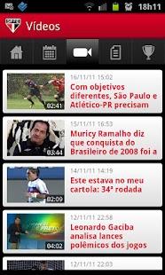 São Paulo SporTV - screenshot thumbnail