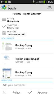 Alfresco - screenshot thumbnail