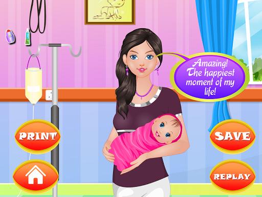 無料休闲Appの赤ちゃん誕生の女の子のゲーム|記事Game