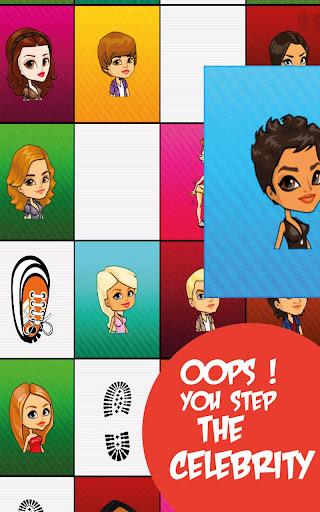 Don't Step the Celebrities2015 1.1 screenshots 9