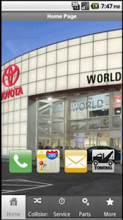 World Toyota - screenshot thumbnail