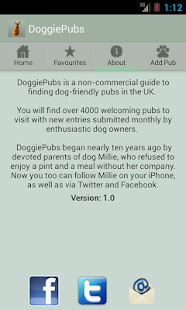DoggiePubs- screenshot thumbnail