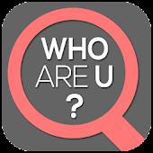 WHO ARE U : 스마트폰 분실대비/분실방지!