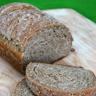 Irish Oatmeal Bread.