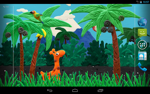 Jungle Live wallpaper Free Screenshot 5
