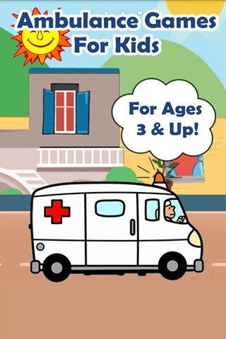 Ambulance Games For Kids