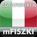 FISZKI Włoski Czasowniki A icon
