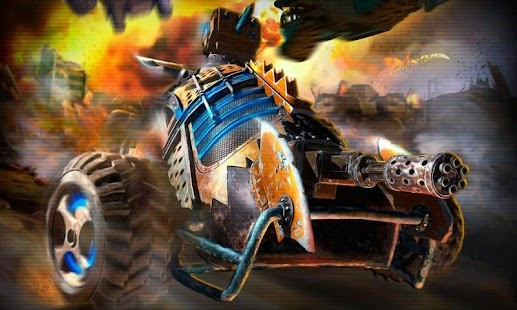 Death racing: Road Killer- screenshot thumbnail