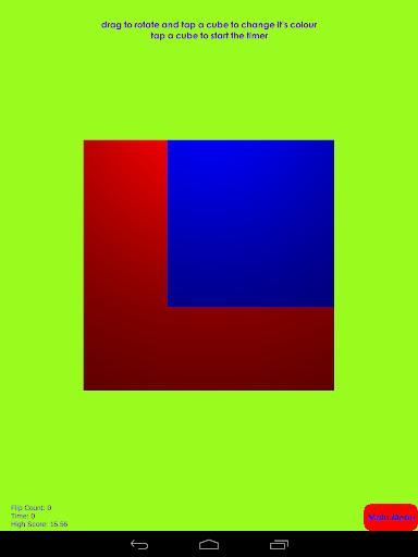 Cube Flipper
