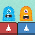 Monster Reactor for 2 Players icon