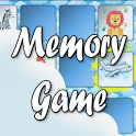 Kids brain training game icon