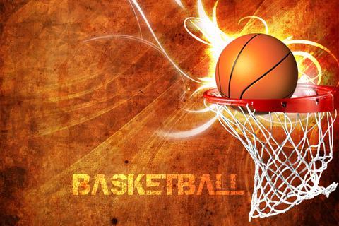Big Basketball Wallpaper