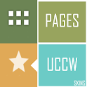 Pages UCCW Theme icon