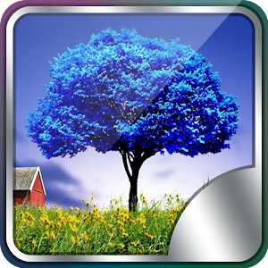 3D Trees Live Wallpaper APK