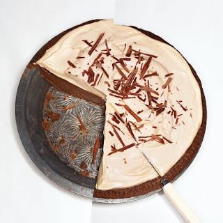 Chocolate-Caramel Cream Pie.