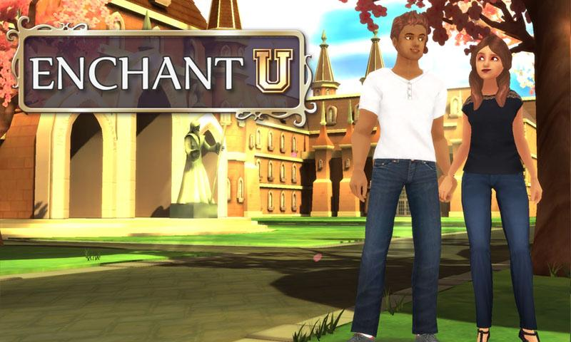 ENCHANT U - screenshot