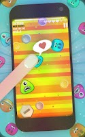 Screenshot of Falling Monsters FREE