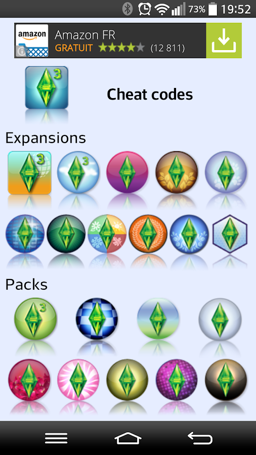 Generation Sims Guide- screenshot