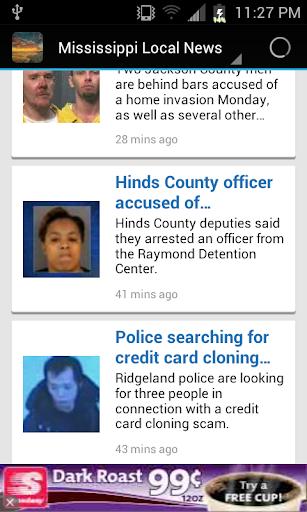 Mississippi Local News